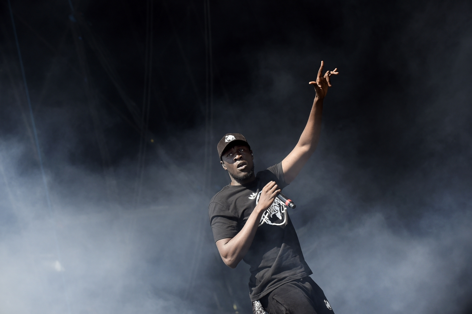 Stormzy at TRSNSMT