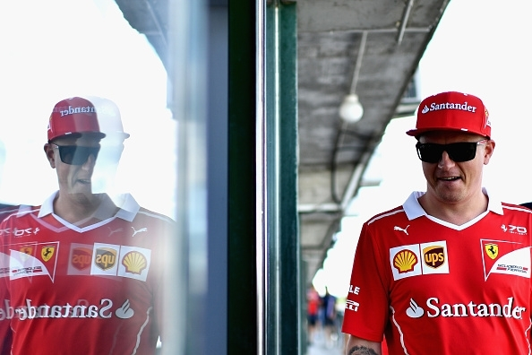 Kimi Raikkonen: Ferrari driver agrees new contract until end of 2018 season