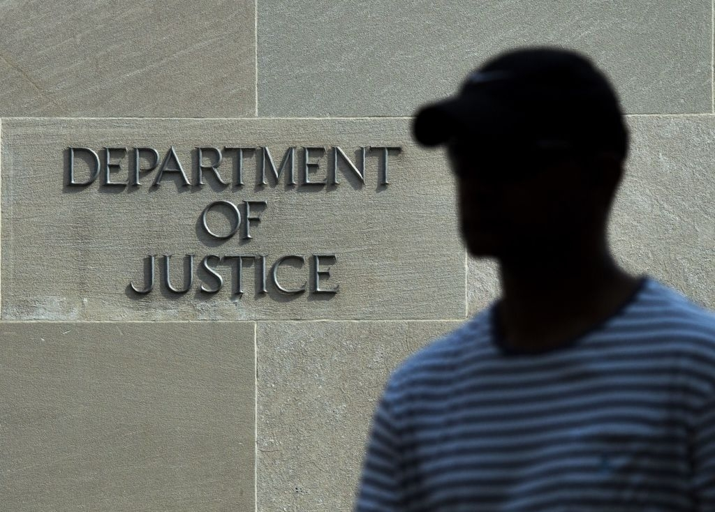 Justice Department Drops Trump-Protester Fishing Expedition