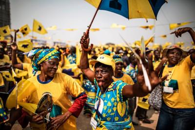 Angola elections