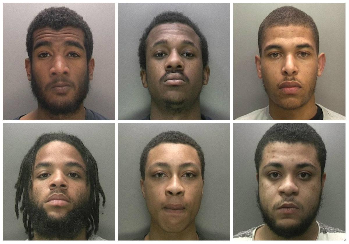 Birmingham gangs