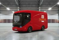 Royal Mail electric vans