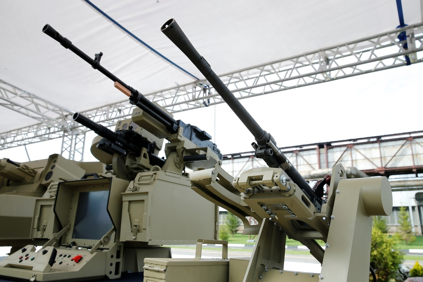 Russian automated weapon