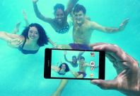 Sony Xperia waterproof