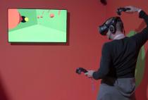 LCD Soundsystem Dance Tonite VR