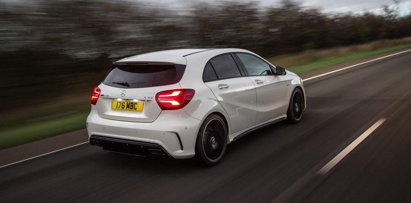 Mercedes Benz Mbrace App >> Shocked A45 AMG owner uses GPS app to find his car taken on joyride by Mercedes employee