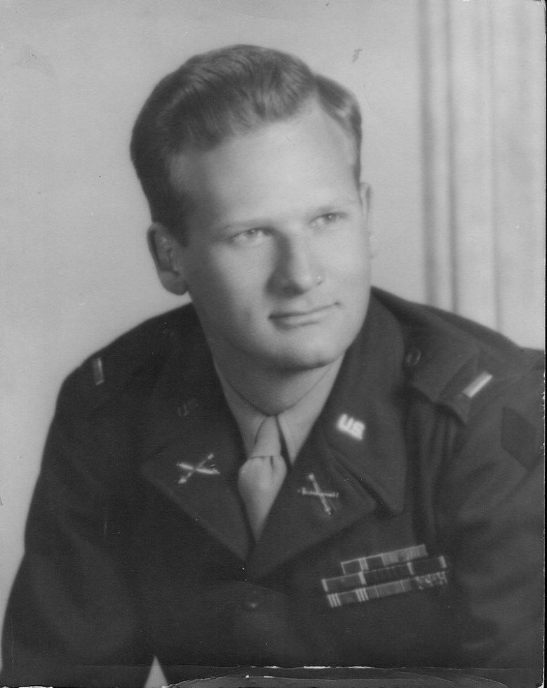 George G. Klein in 1945