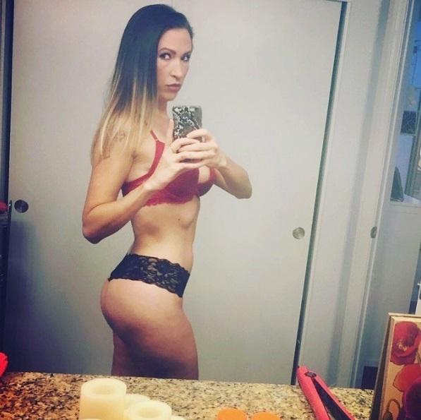 Jeremy Meek's wife