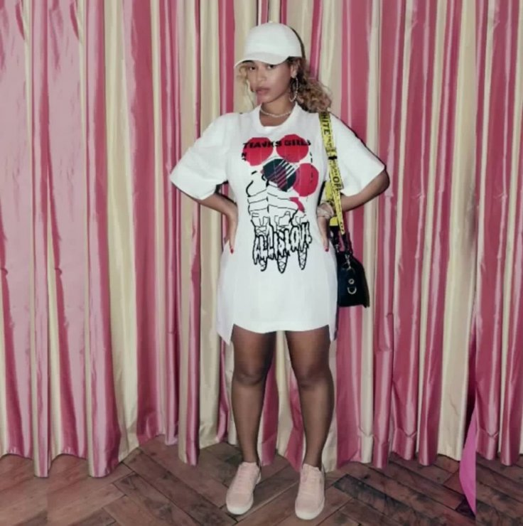 what family feud beyonce plays doting wife and supports