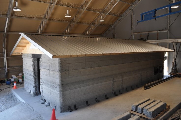 Nasa Helps Us Army 3d Print Barracks Spanning Over 512