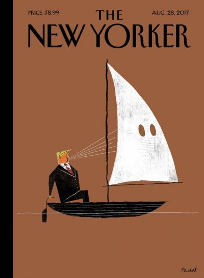 Trump racist magazine covers