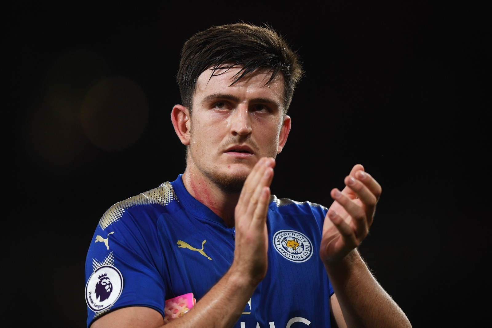 Former Sheffield United defender Harry Maguire earns first England global  call-up