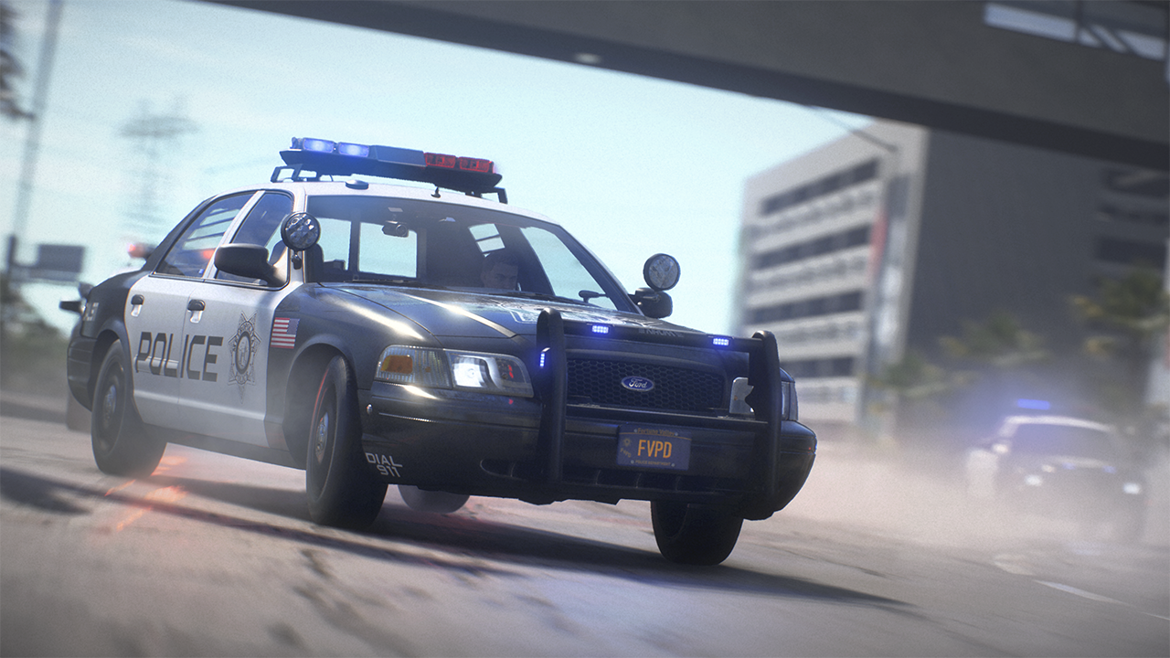 Need for Speed Payback Police Cops