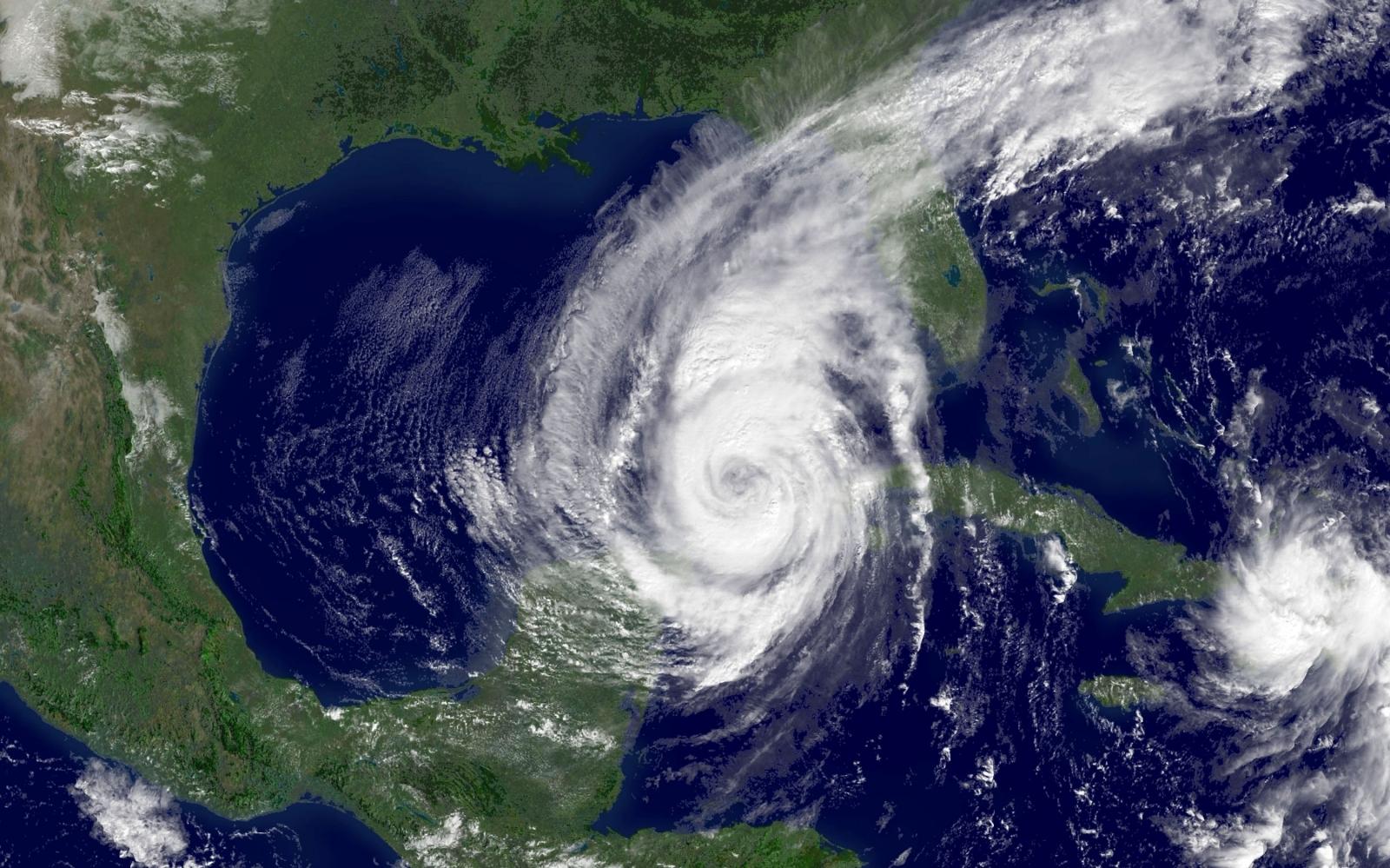 Hurricane Wilma in 2005