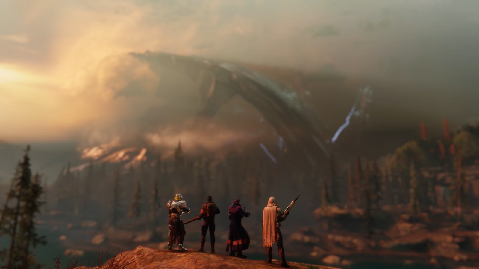 Destiny 2 Gives Players a Planet Worth Exploring