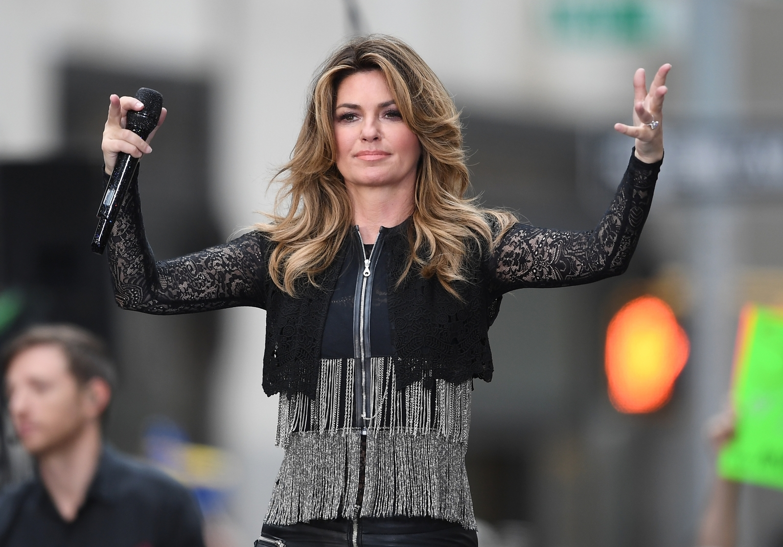 It Was Brad Pitt's Nude Pictures That Didn't Impress Shania Twain Much