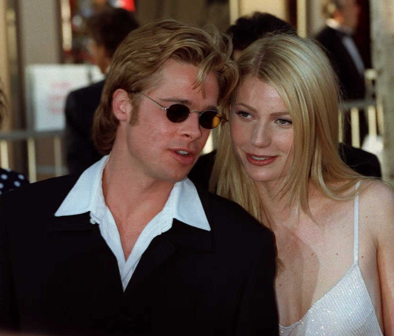 Brad Pitt, Gwyneth Paltrow