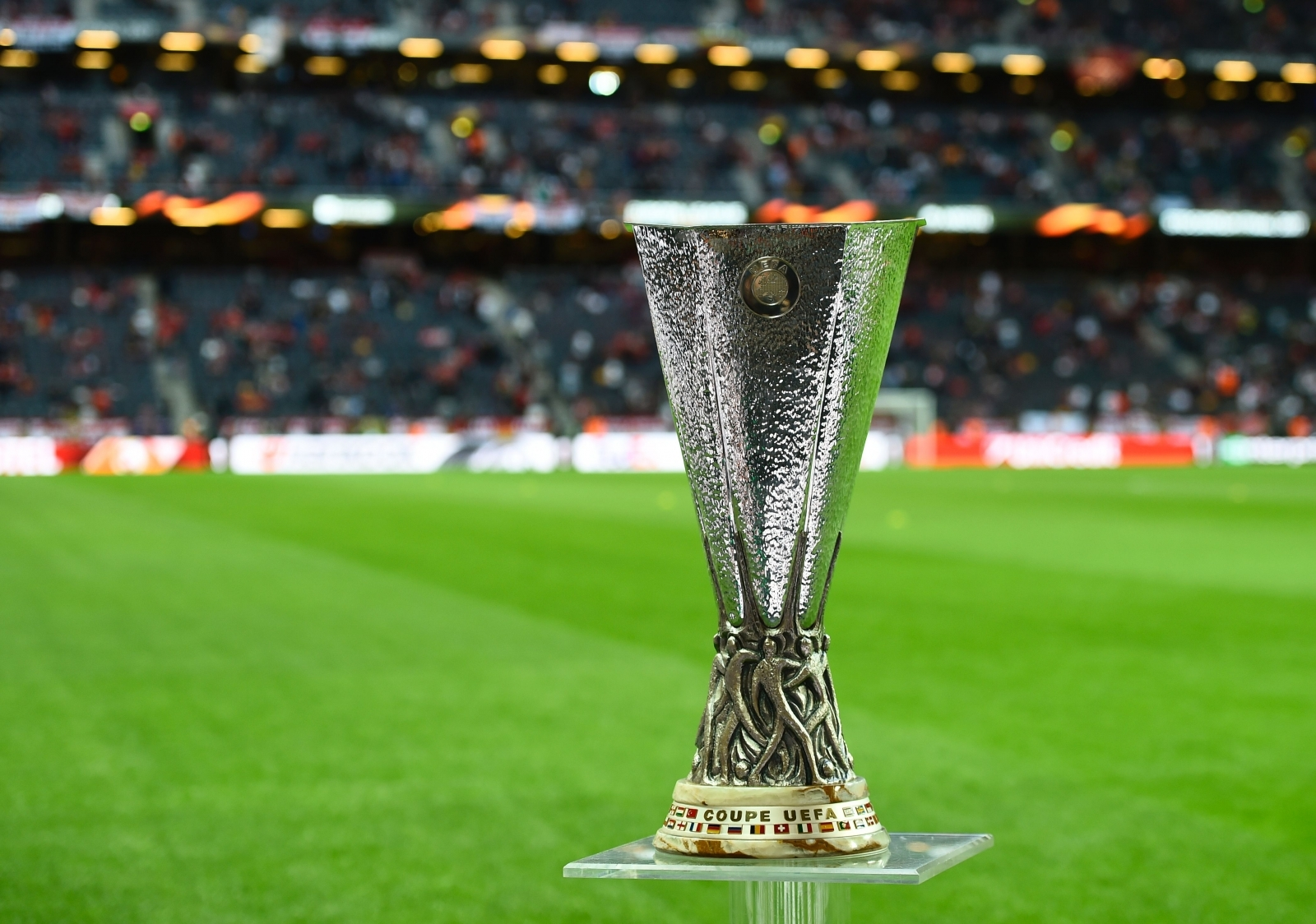 Uefa Europa League 2017-18 group stage draw live - Arsenal ...