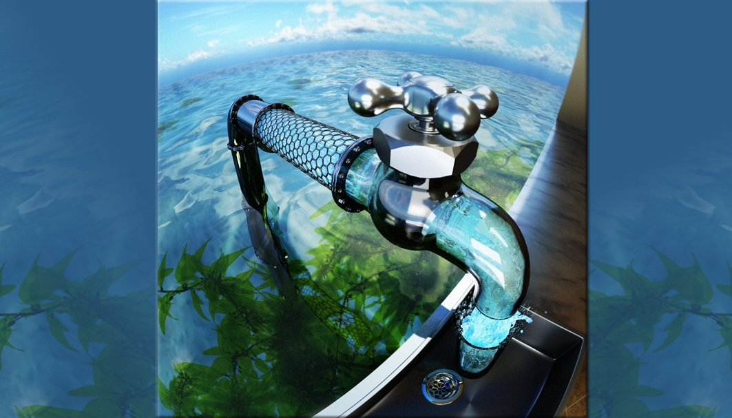 carbon nanotubes discovery seawater