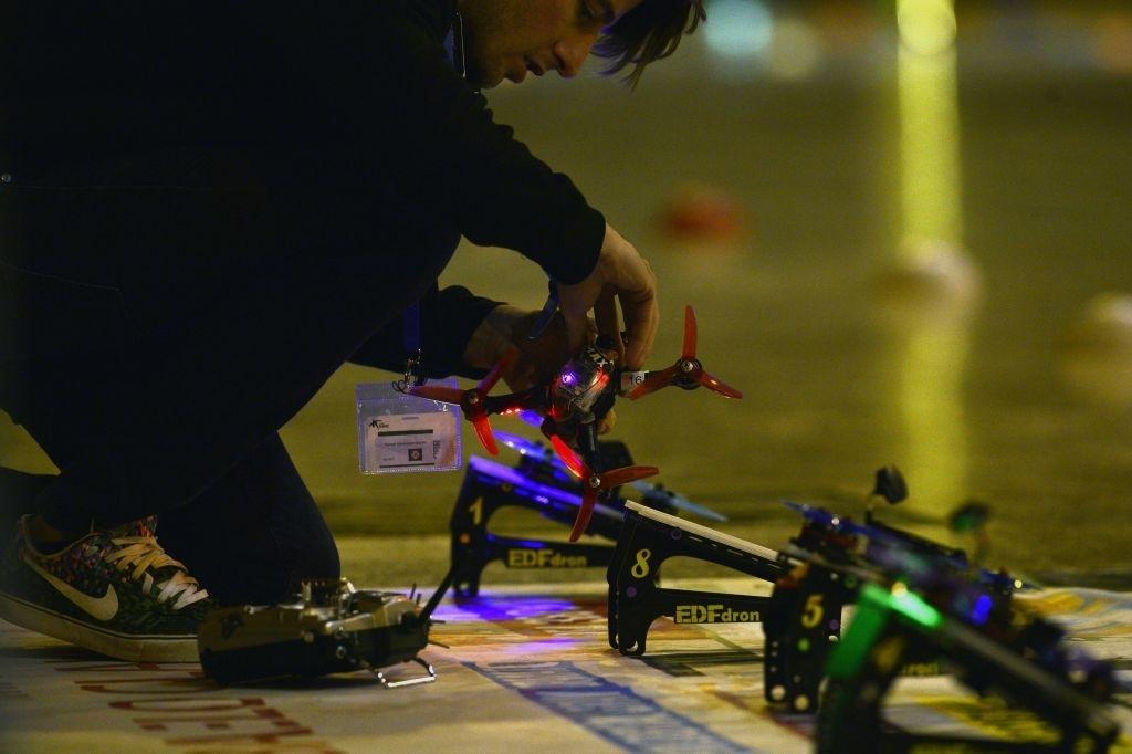 MIT inventory management drone