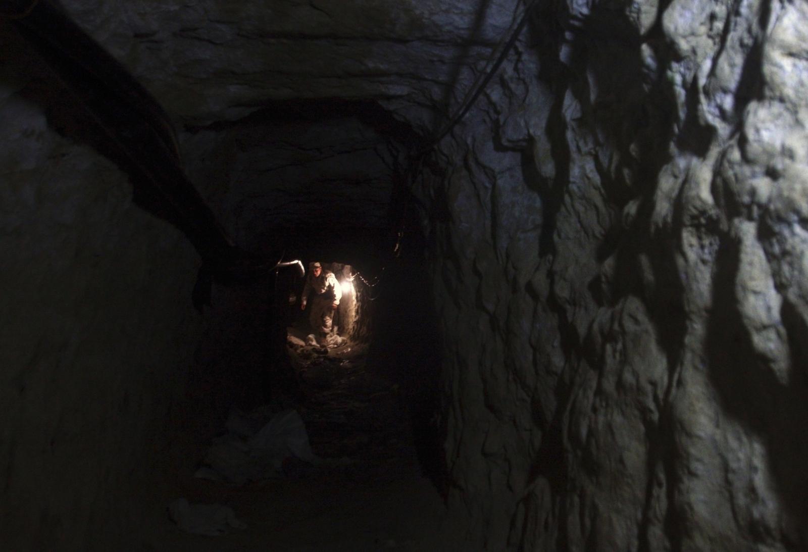 cross-border tunnel