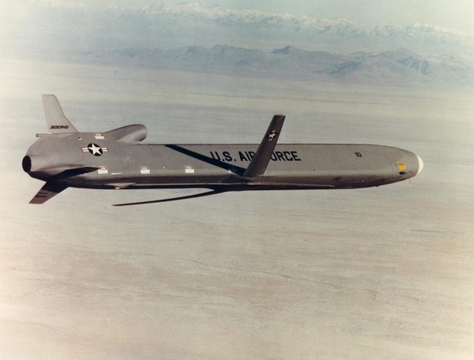 USAF nuclear cruise missile