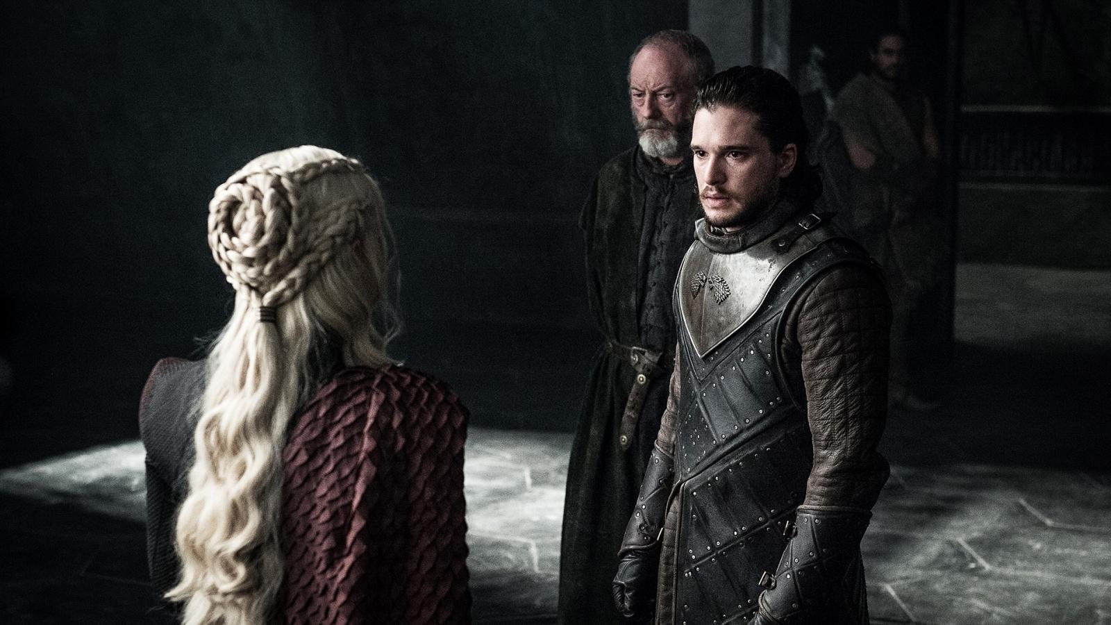 Jon Snow And Daenerys Sex Scene Teased In Game Of Thrones Season 7