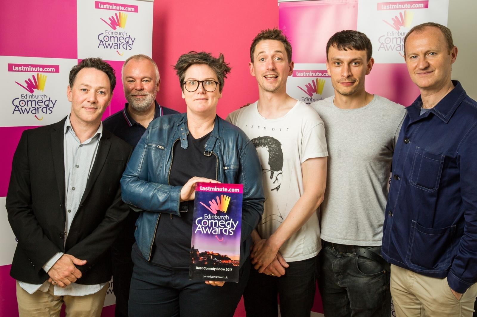 Edinburgh Comedy Award winners