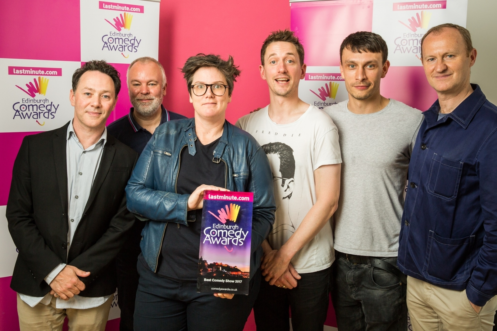 Edinburgh Comedy Award winners