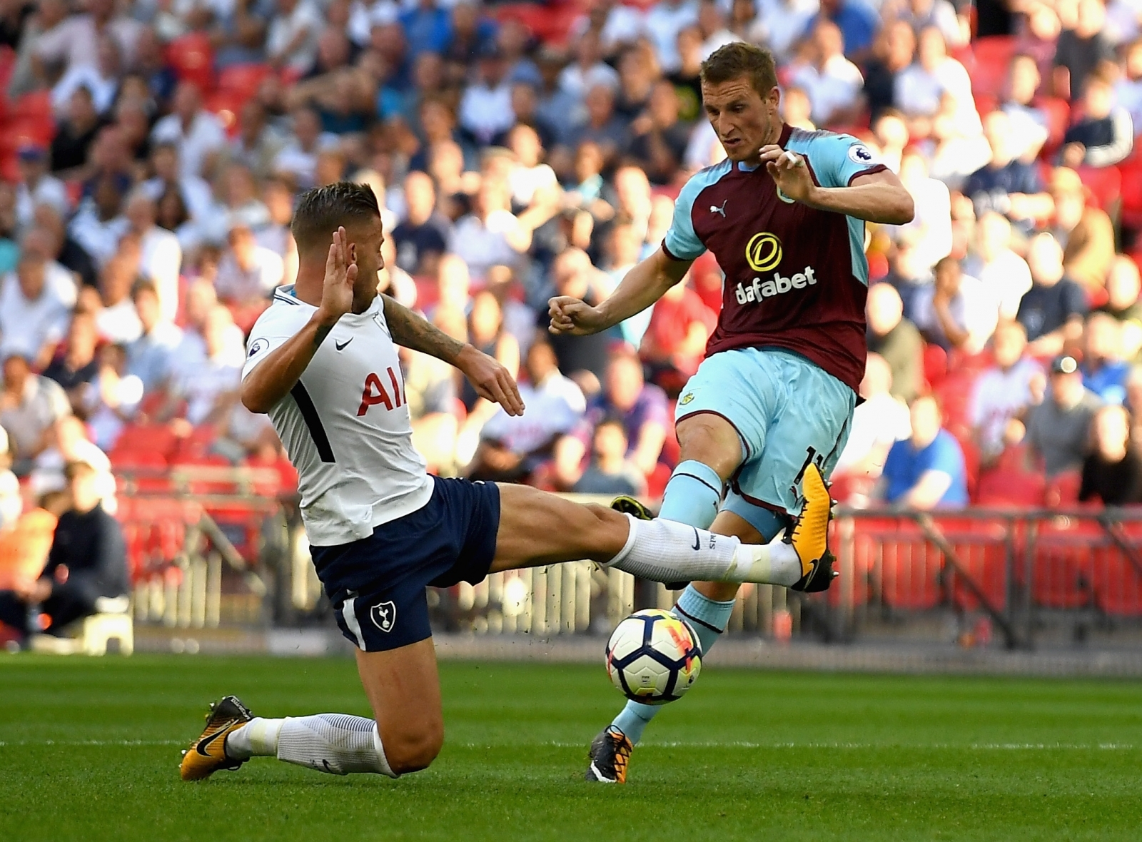 Paul Merson states his prediction for Tottenham v Burnley