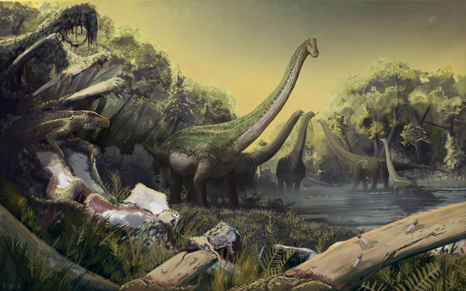 Shingopana songwensis dinosaur