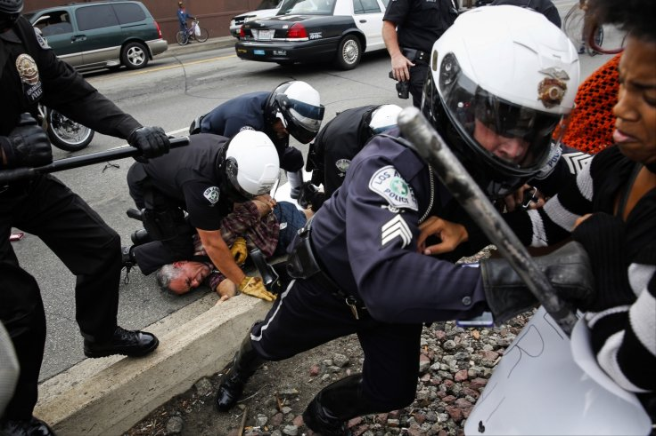 US police brutality