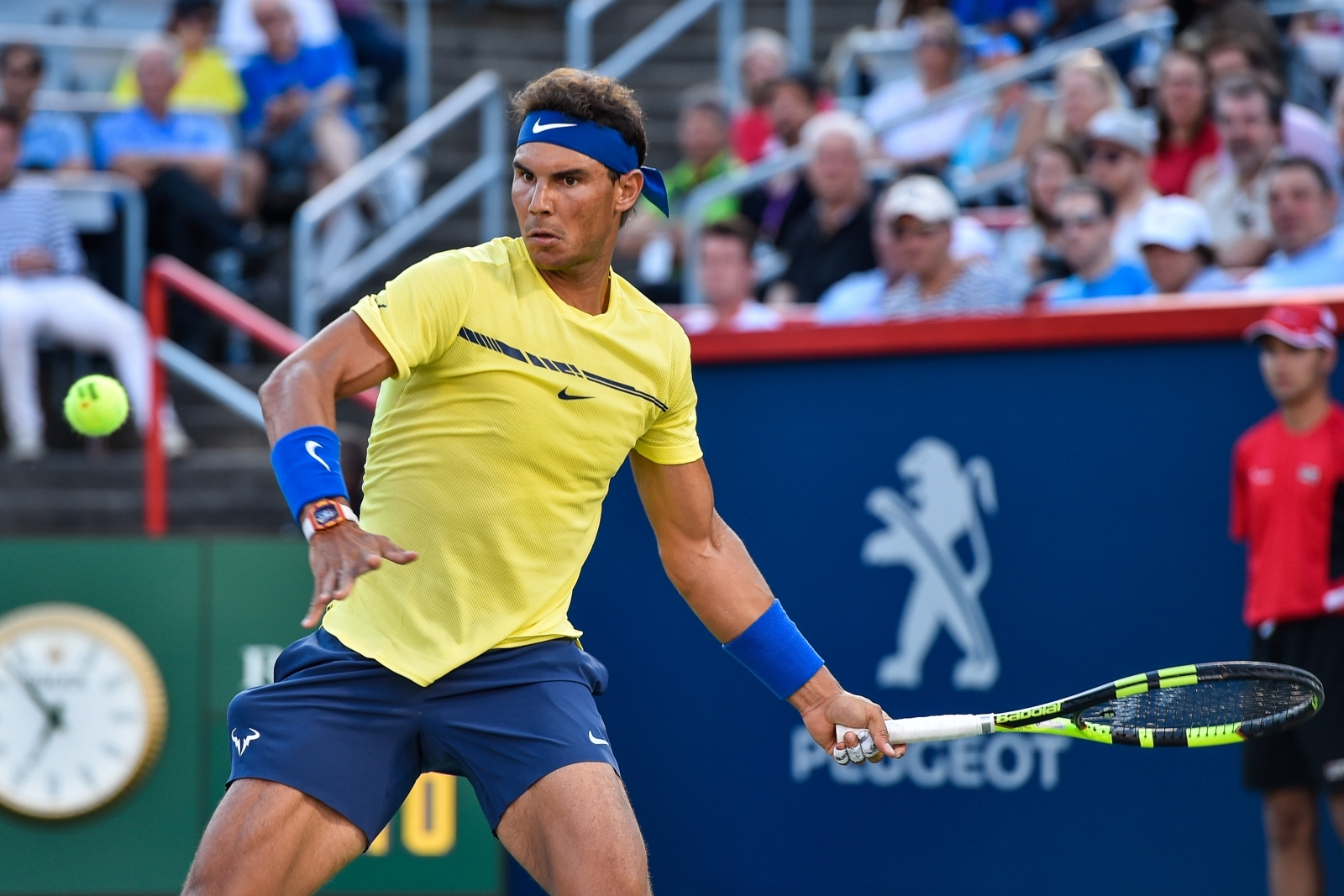 Rafael Nadal S Tennis Shorts Are Shrinking With Time The Top Seed Explains Why