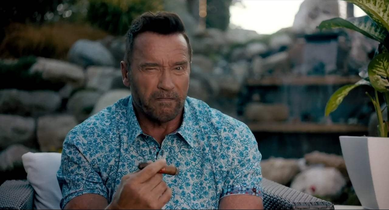 Taran Killam Tries to Terminate Arnold Schwarzenegger in 'Killing Gunther' Trailer