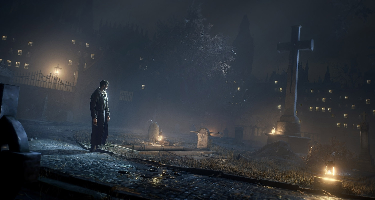 Vampyr PS4 Xbox One PC