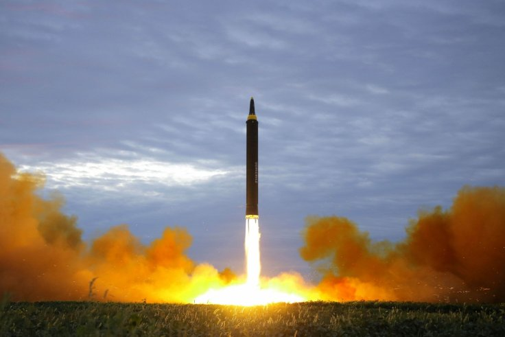 North Korea missile launch and Guam threat