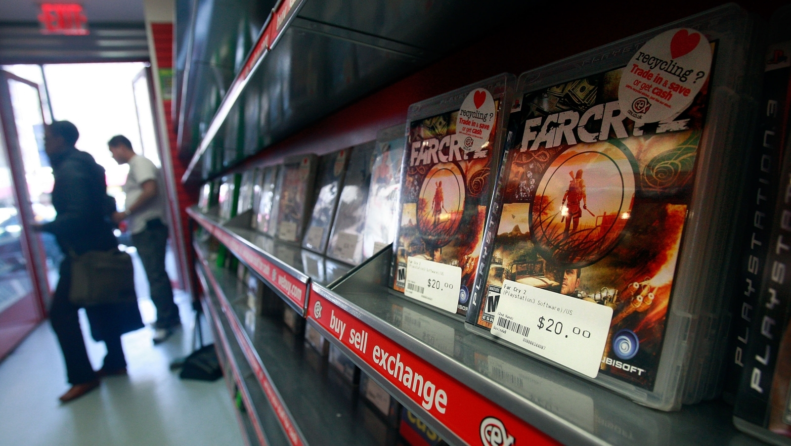 Customer data stolen at games store Cex