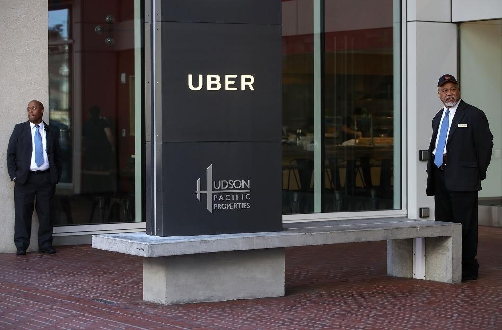 Uber bribery investigation