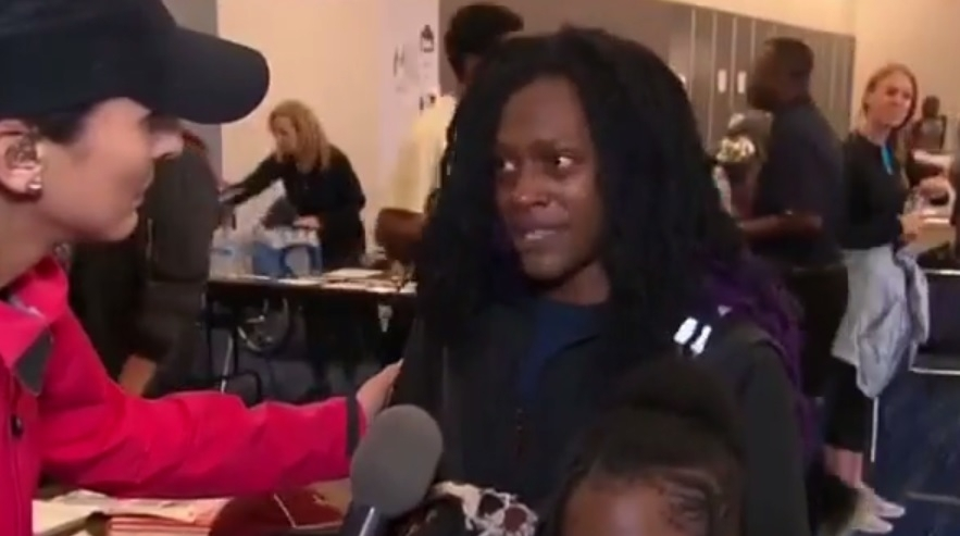 Frustrated Harvey Survivor Tears Into CNN Reporter During Interview