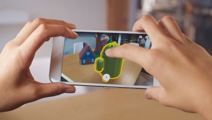 Google ARCore augmented reality