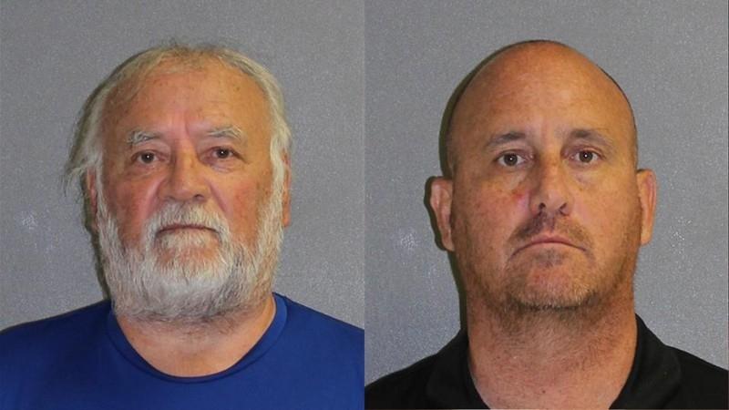 Father Son crime duo