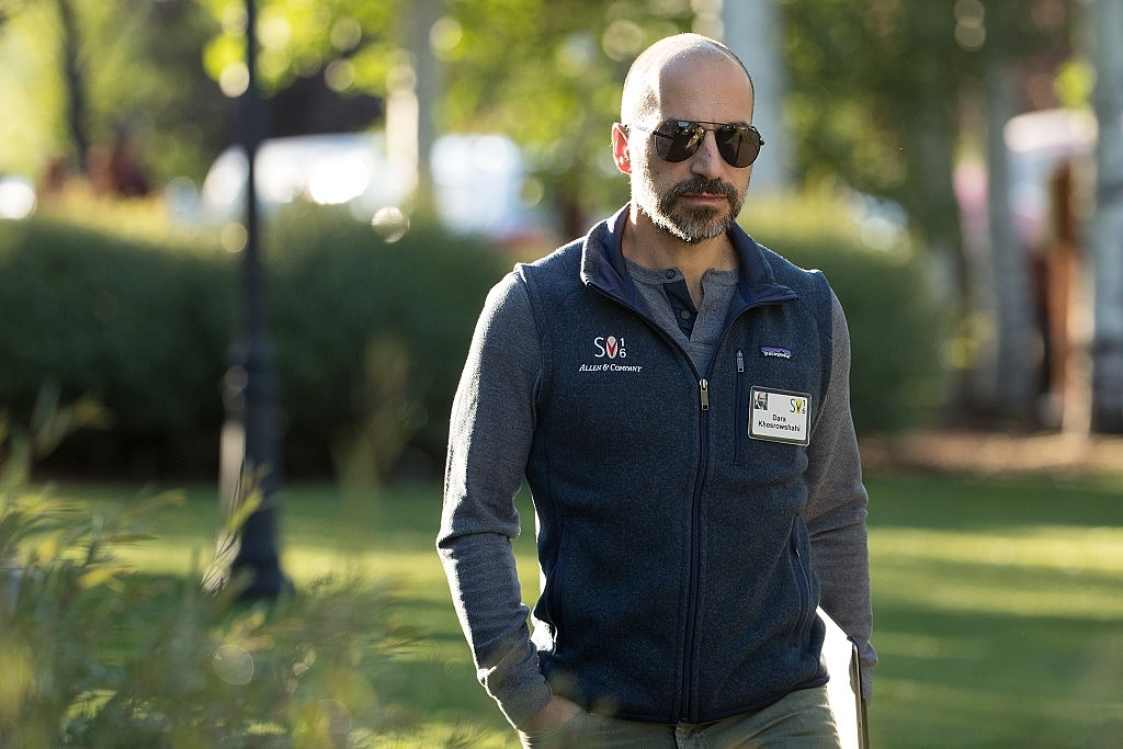New Uber CEO expresses IPO plans