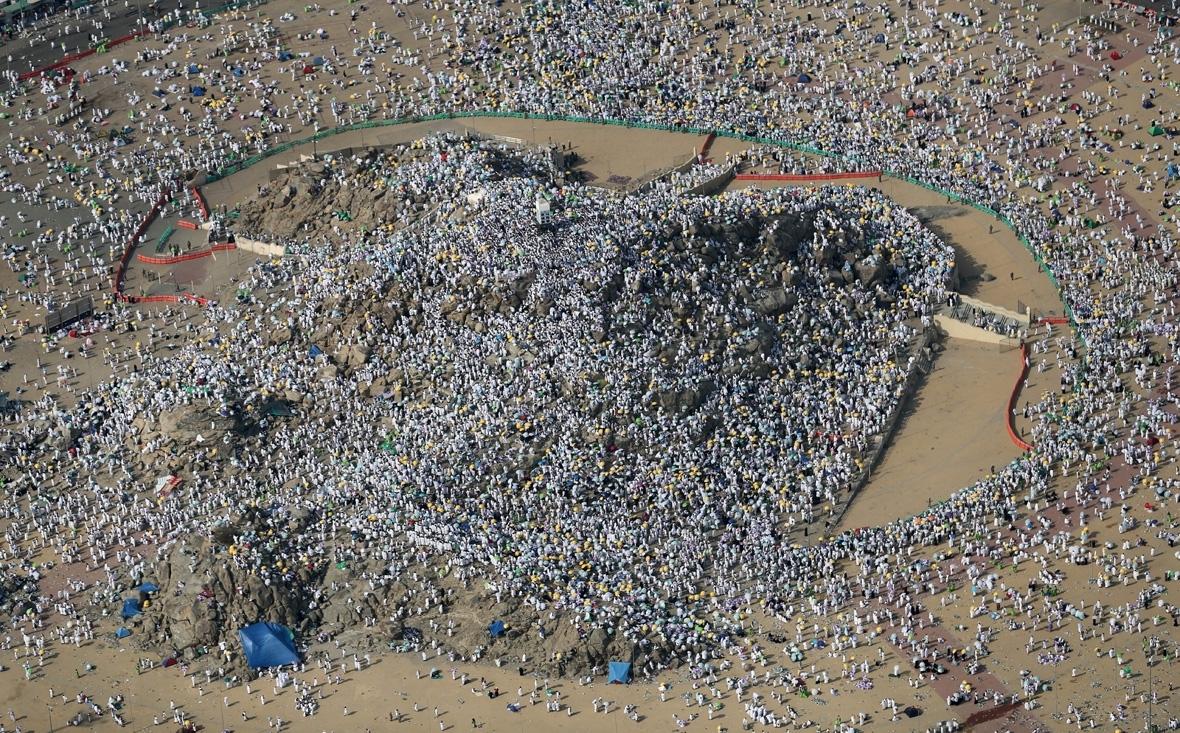 Hajj 2017 Incredible Aerial Photos Of Two Million Muslim