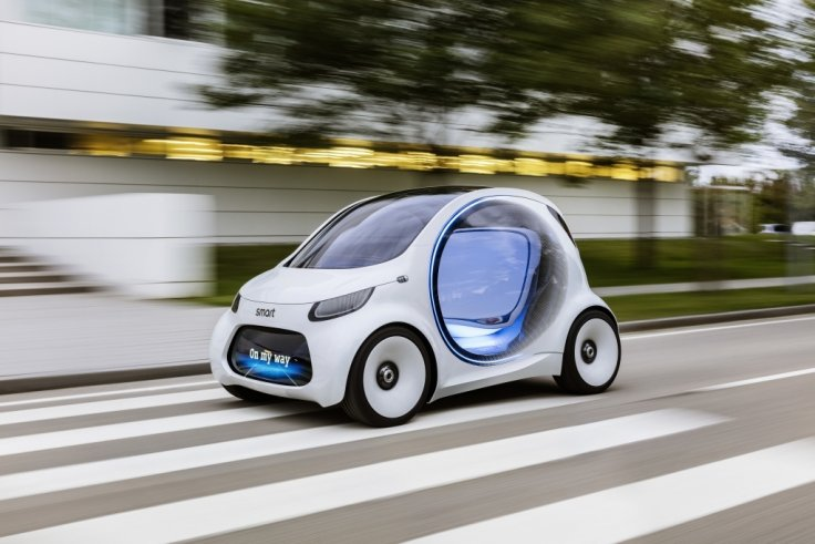 Mercedes Smart Car >> Mercedes Wants You To Make New Friends In This Driverless