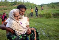 More Than 18,500 Rohingyas Flee Myanmar In 5 Days As Unrest Rages