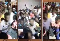 Somali migrants torture Libya Facebook