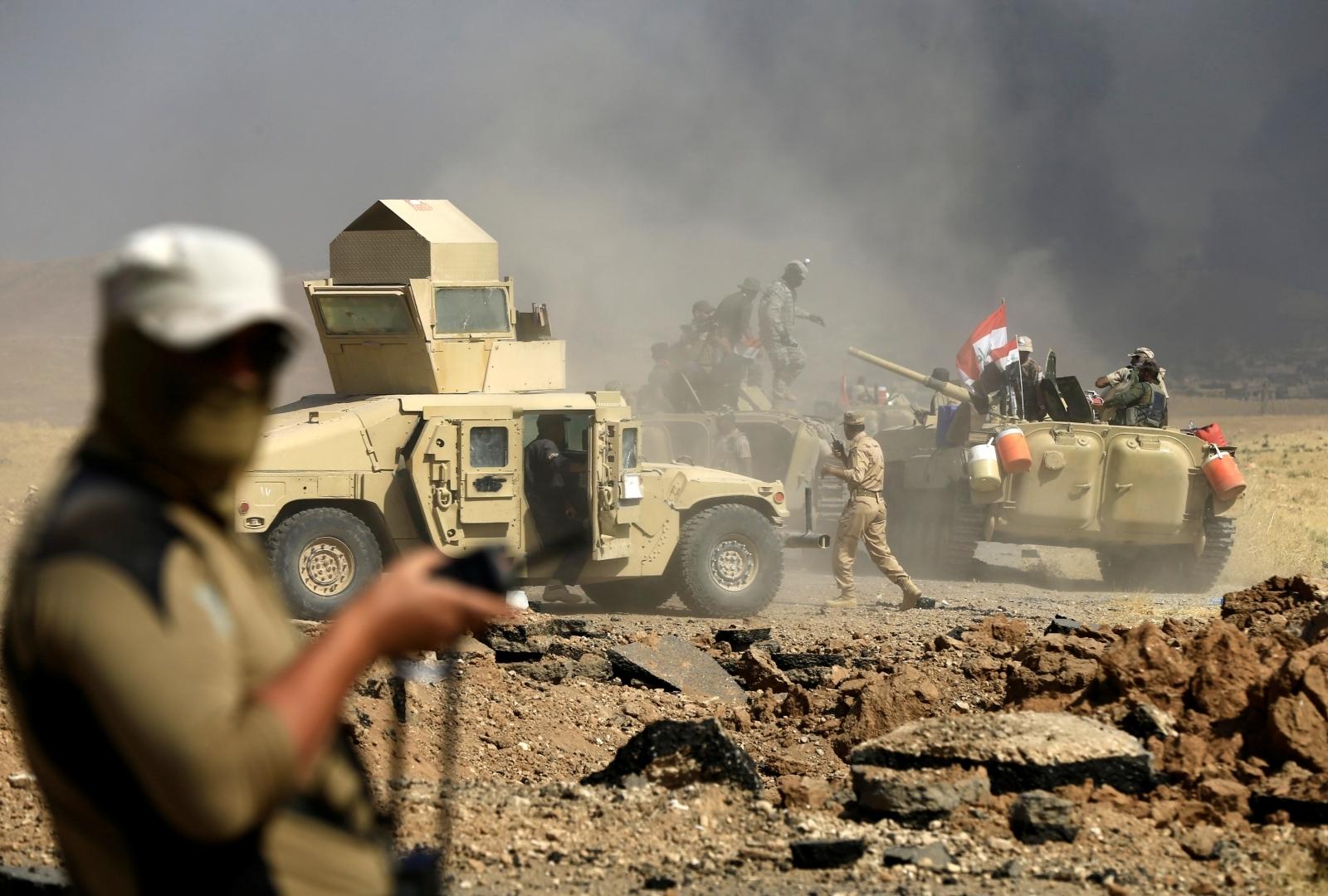 Tal Afar offensive Iraq