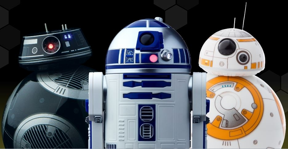 Star Wars Force Friday Sphero