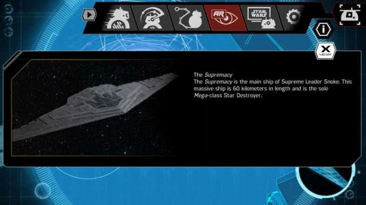 Star Wars Sphero App Supremacy
