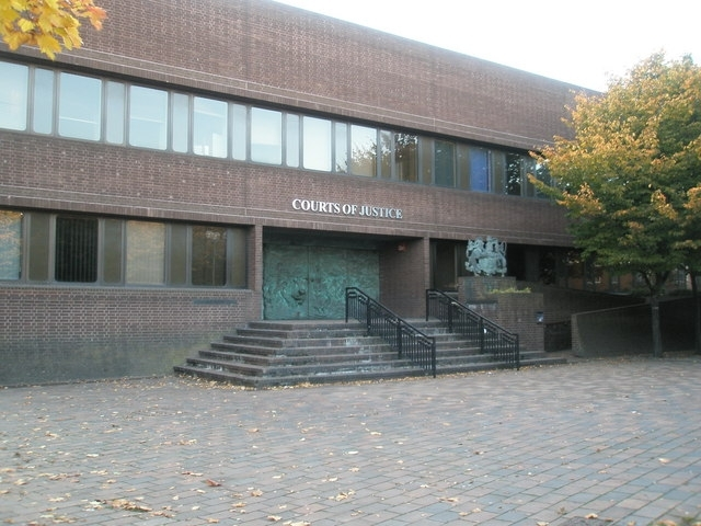 Portsmouth Crown Court where former scout leader Robert Iskett was been jailed for sexual offences